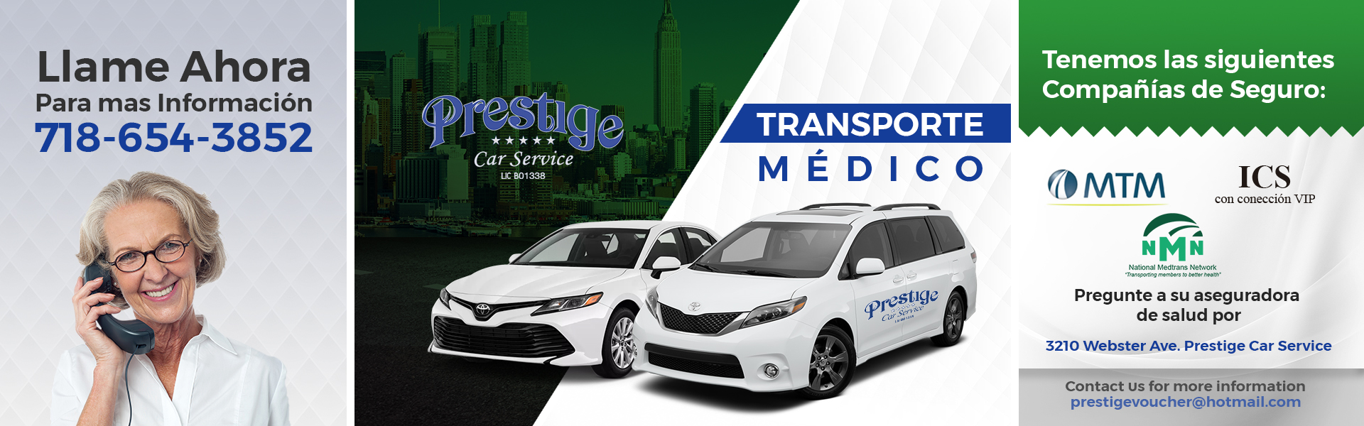 Prestige Car Service >> Prestige Car Service We Go With You Everywhere